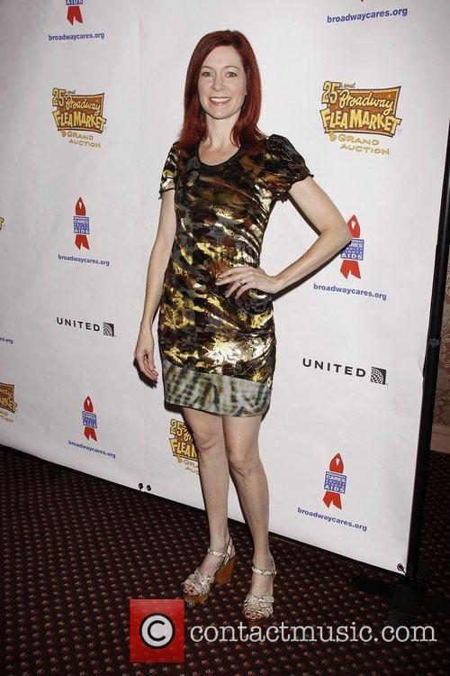 Carrie Preston from the TV show True Blood,...