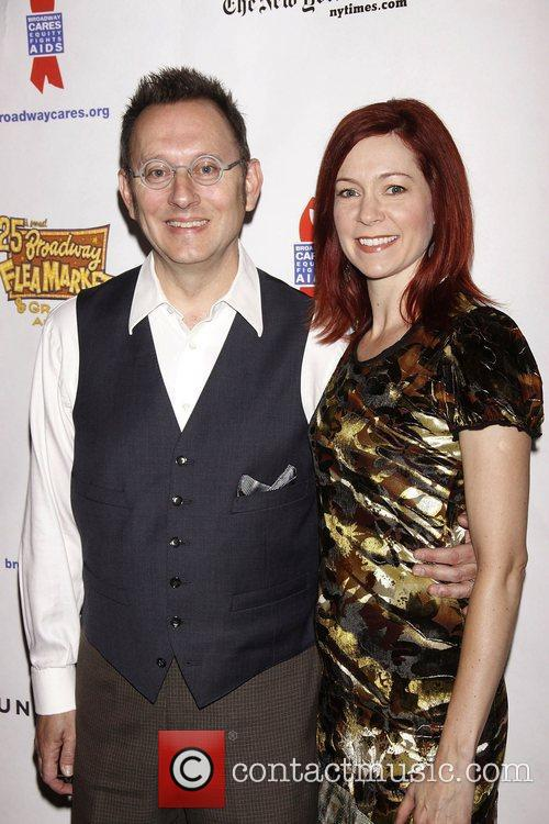 Michael Emerson and Carrie Preston  The 25th...