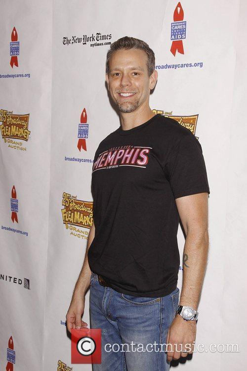 Adam Pascal   The 25th Annual Broadway...
