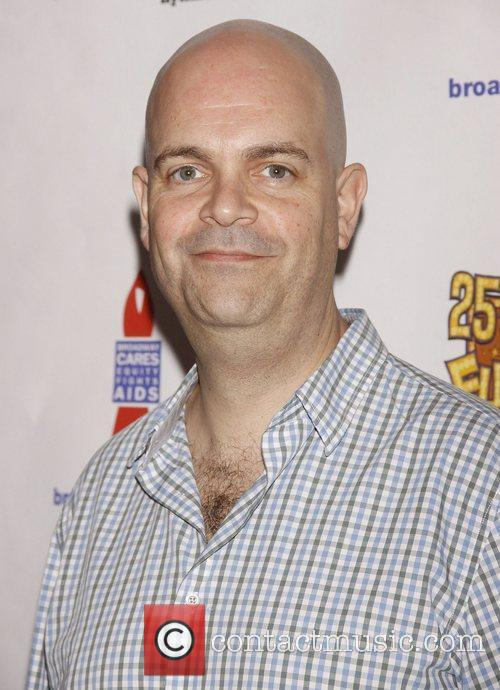 Brad Oscar  The 25th Annual Broadway Flea...