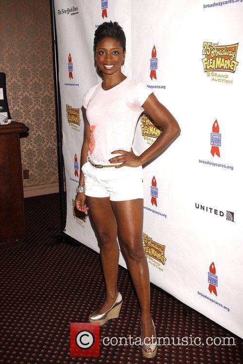 Montego Glover  The 25th Annual Broadway Flea...