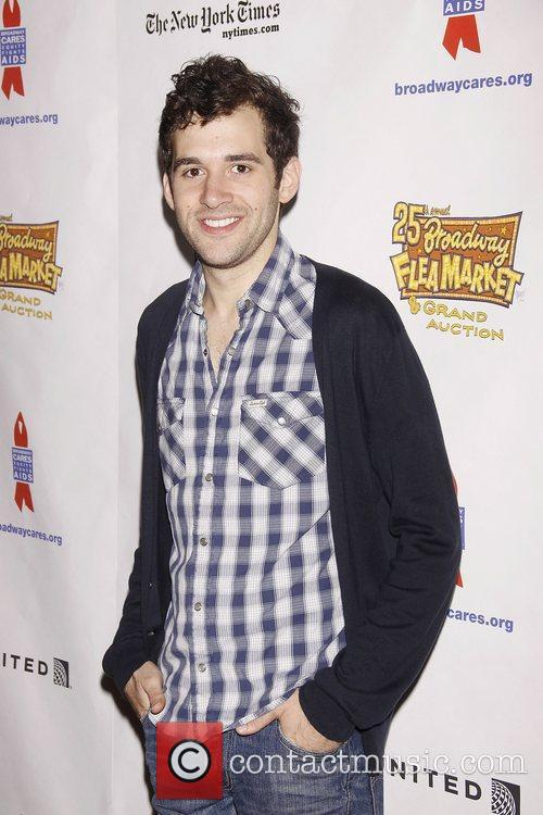 Adam Chanler-berat and Times Square