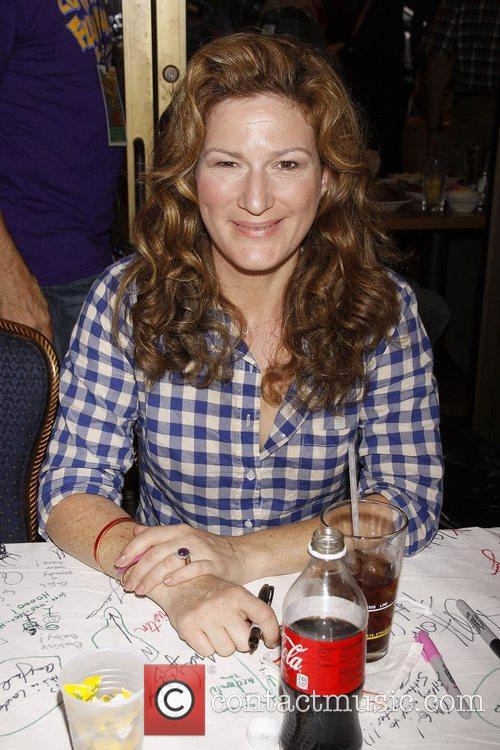 Ana Gasteyer and Times Square
