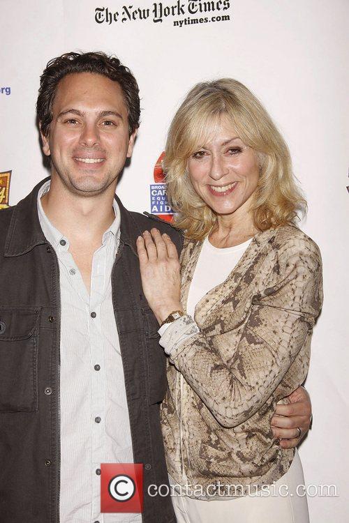 Thomas Sadoski and Judith Light  The 25th...