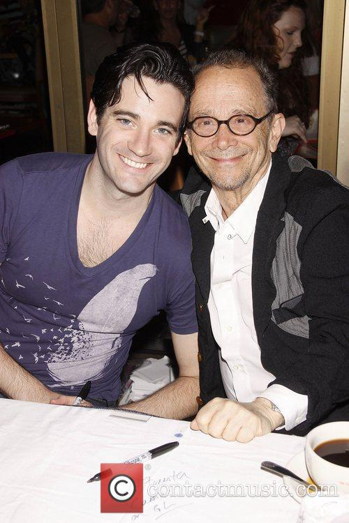Joel Grey and Times Square