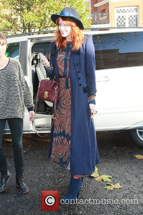 Florence Welch and Florence And The Machine 5