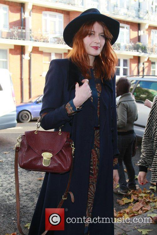 Florence Welch and Florence And The Machine 2