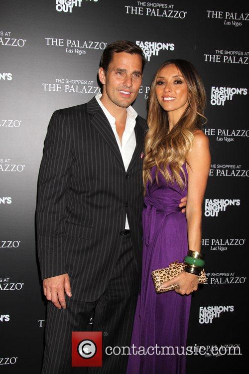Giuliana and Bill Rancic Fashion's Night Out at...