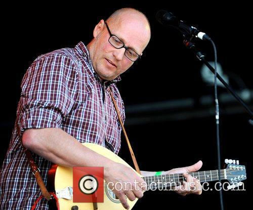 Adrian Edmondson & The Bad Shepherds perform on...