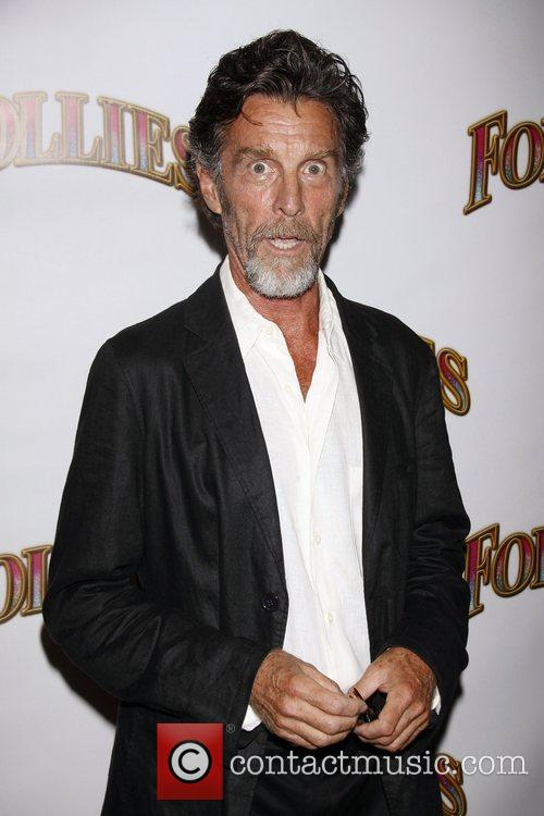 John Glover Opening night of the Broadway musical...