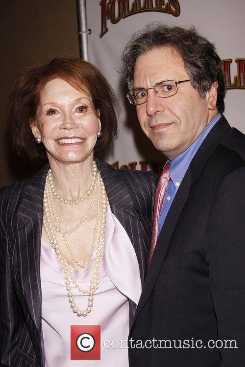 Mary Tyler Moore and her husband Dr. Robert...