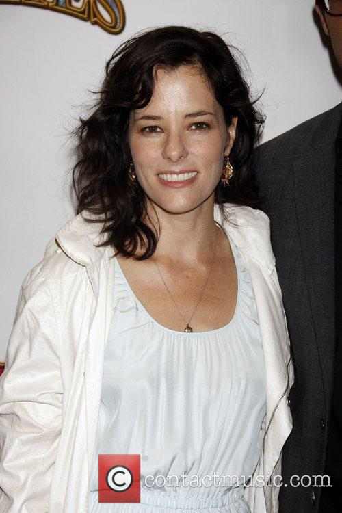 Parker Posey Opening night of the Broadway musical...