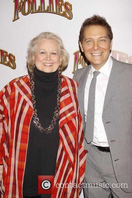 Barbara Cook and Michael Feinstein 7