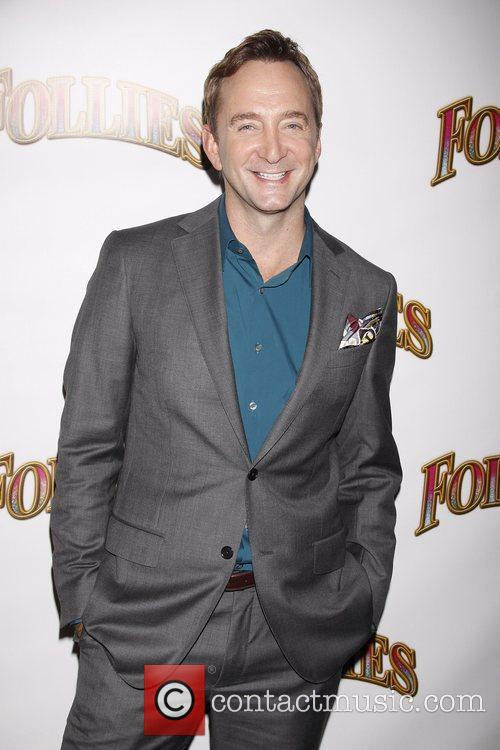 Clinton Kelly Opening night of the Broadway musical...