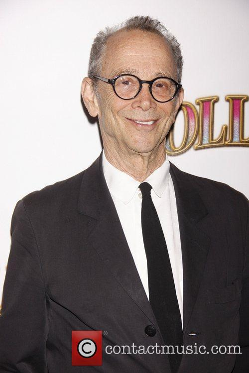 Joel Grey Opening night of the Broadway musical...