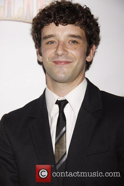 Michael Urie Opening night of the Broadway musical...