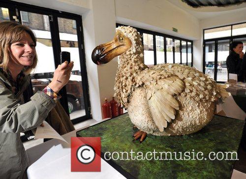 Dodo Bird Cake created by Michelle Wibowo Experimental...