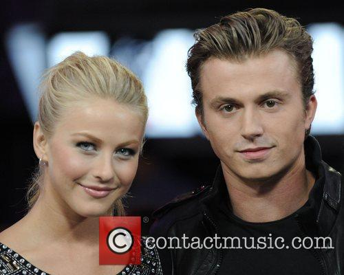 Kenny Wormald and Julianne Hough 10