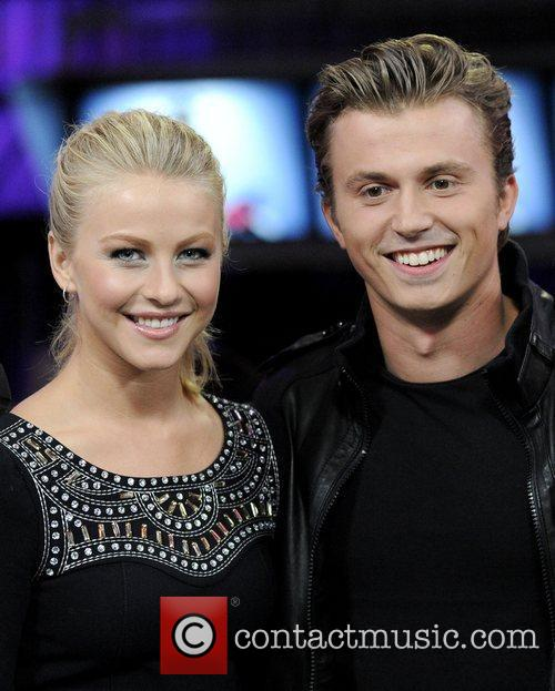 Kenny Wormald and Julianne Hough 7