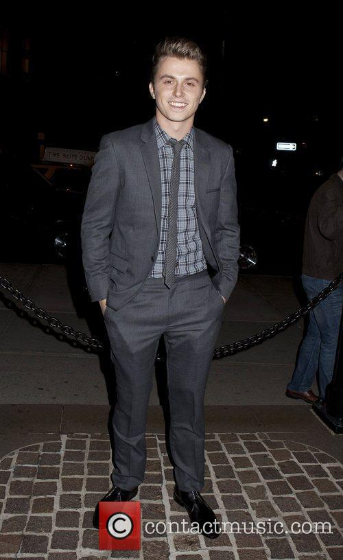 Kenny Wormald and Tribeca Grand Hotel 1