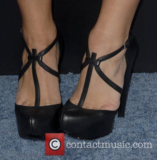 Briana Evigan Los Angeles Premiere of Footloose held...