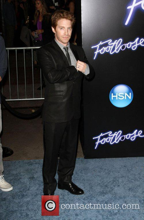 Seth Green Los Angeles Premiere of Footloose held...