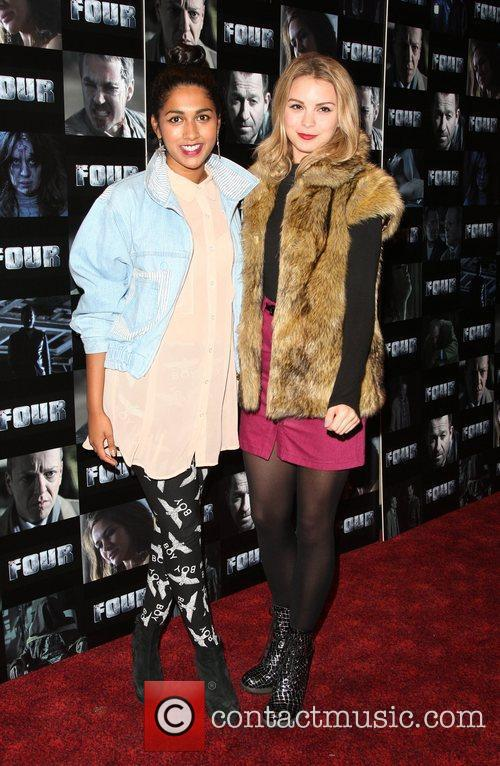 Four UK film premiere held at the Empire...