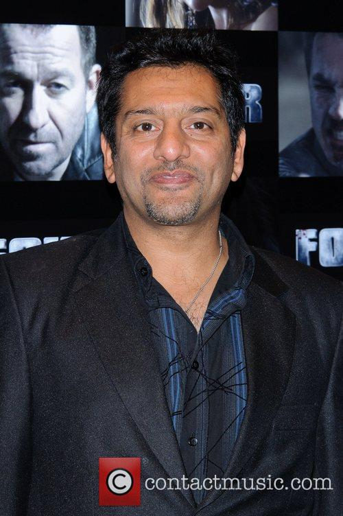 Nitin Ganatra UK premiere of 'Four' at The...
