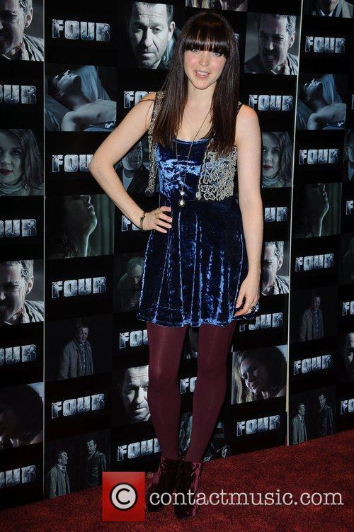 Rachel Bright UK premiere of 'Four' at The...
