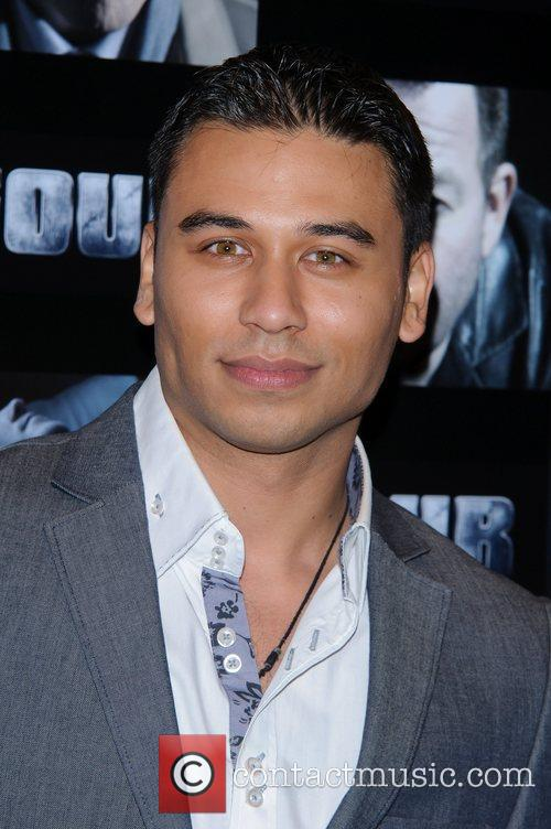 Ricky Norwood UK premiere of 'Four' at The...
