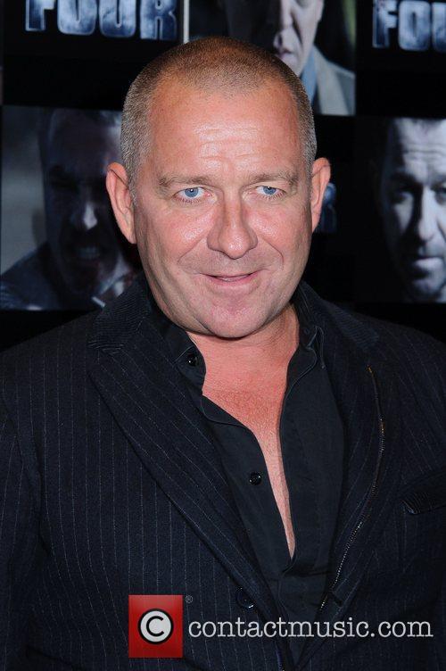 Sean Pertwee UK premiere of 'Four' at The...