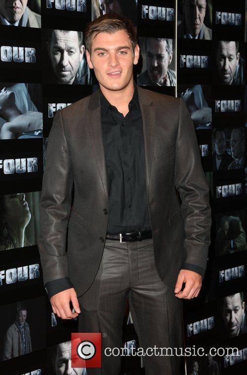 Matt Lapinskas Four UK film premiere held at...