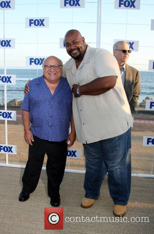 Danny Devito and Kevin Michael Richardson 2