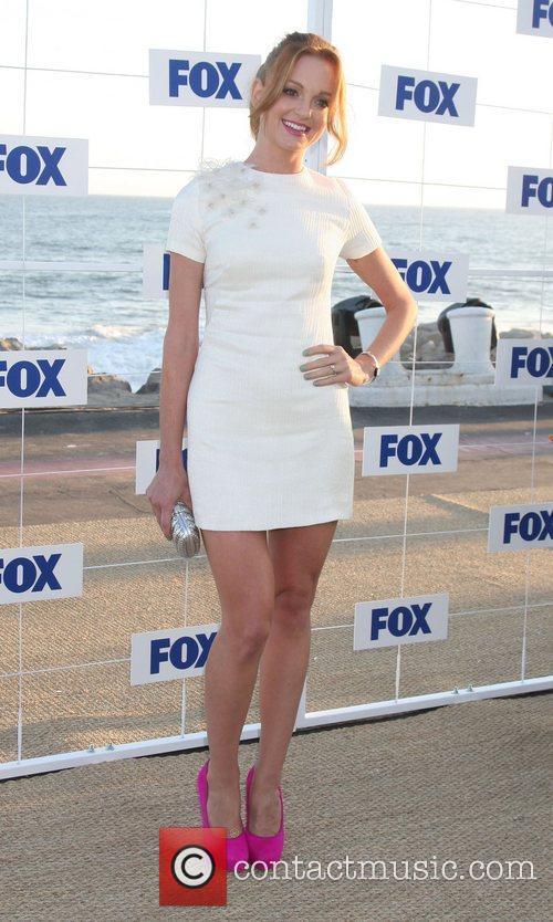 Jayma Mays 2011 Fox All Star Party at...
