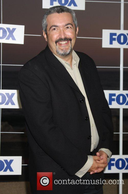 Jon Cassar 2011 Fox All Star Party at...