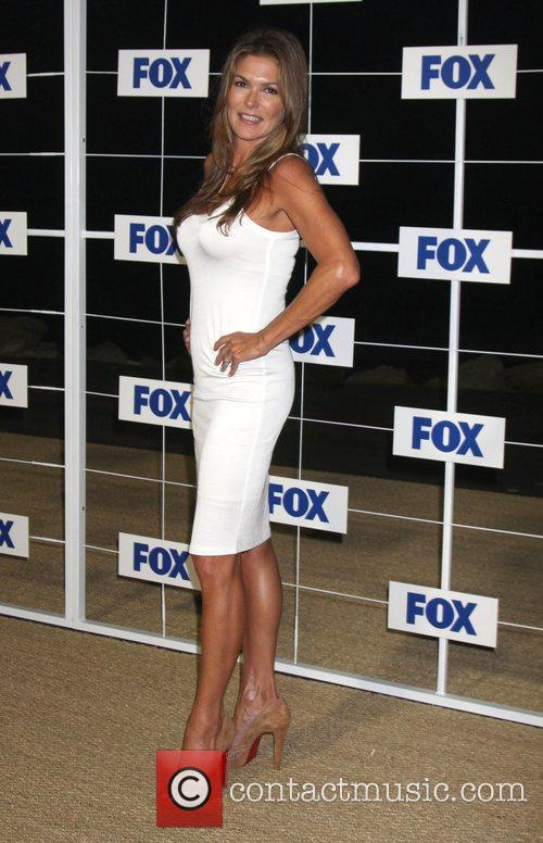 Paige Turco 2011 Fox All Star Party at...