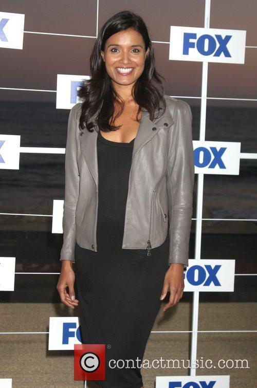 Shelley Conn 2011 Fox All Star Party at...