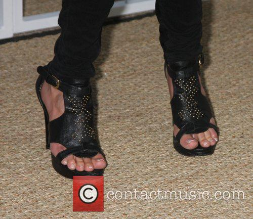 Cat Deeley 2011 Fox All Star Party at...