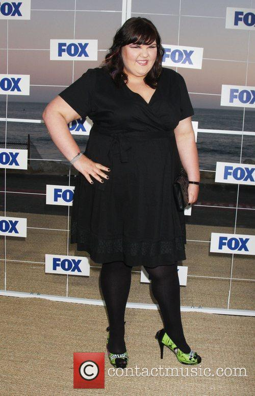 Ashley Fink 2011 Fox All Star Party at...