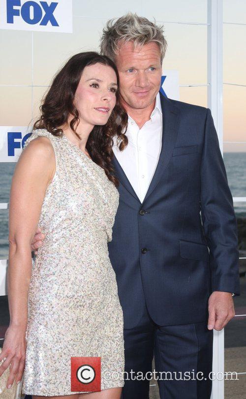Gordon Ramsey and Tana Ramsay 2011 Fox All...