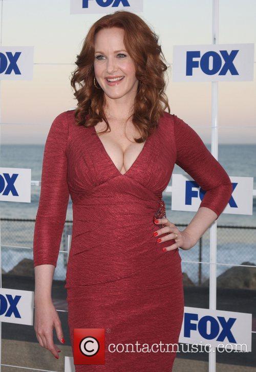 Katie Finneran 2011 Fox All Star Party at...