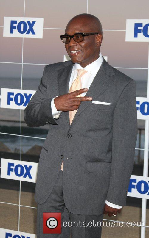 LA Reid 2011 Fox All Star Party at...
