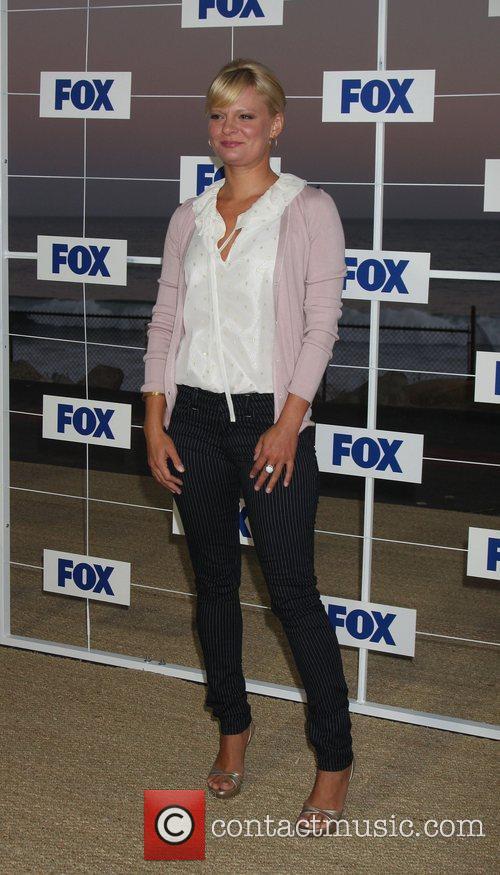 Martha Plimpton 2011 Fox All Star Party at...