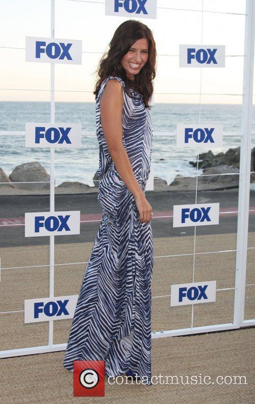 Mercedes Masohn 2011 Fox All Star Party at...