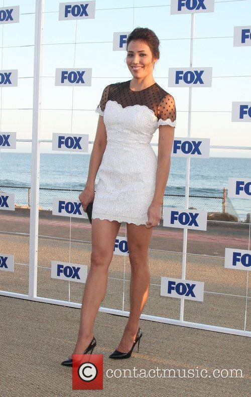Michaela Conli 2011 Fox All Star Party at...