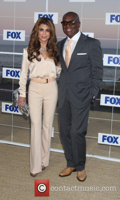 Paula Abdul, LA Reid 2011 Fox All Star...