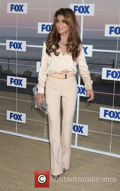 Paula Abdul 2011 Fox All Star Party at...
