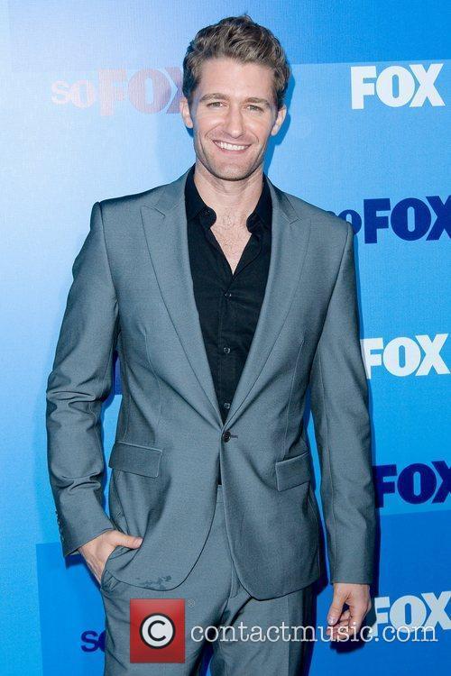 Matthew Morrison,  FOX upfront presentation - Arrivals...