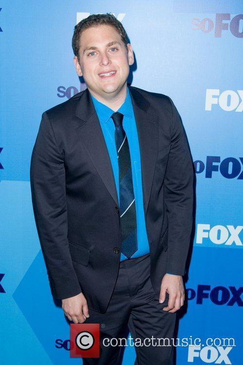 Jonah Hill FOX upfront presentation - Arrivals New...