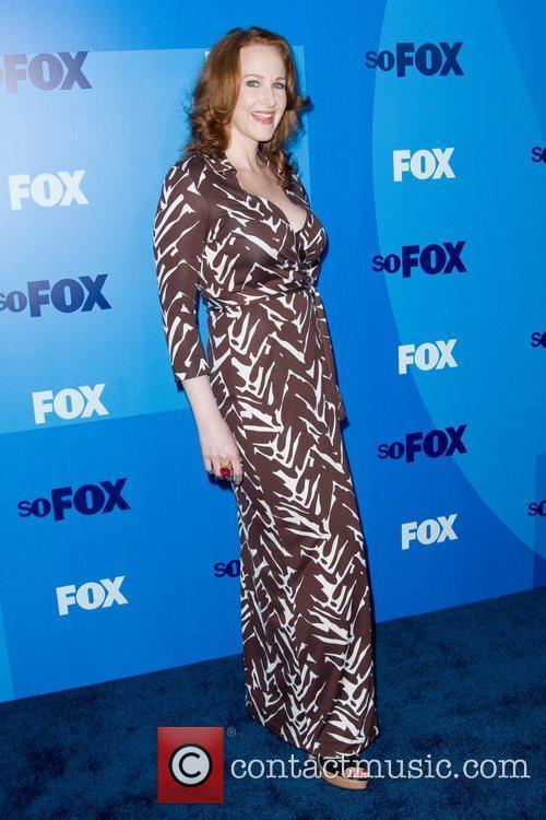 Katie Finneran FOX upfront presentation - Arrivals New...